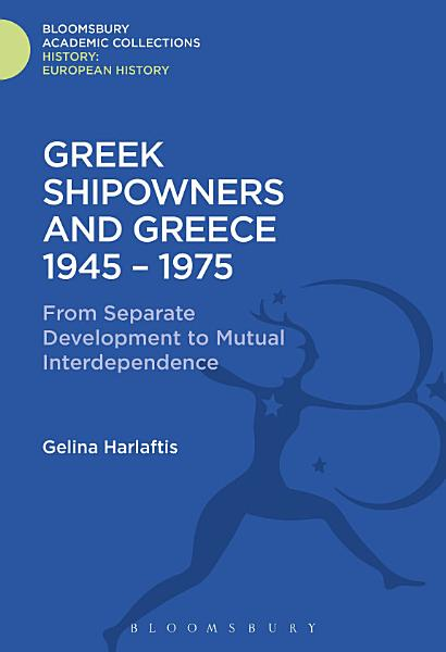 Download Greek Shipowners and Greece Book