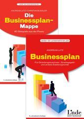 Businessplan + Businessplan-Mappe: KOMBIPAKET