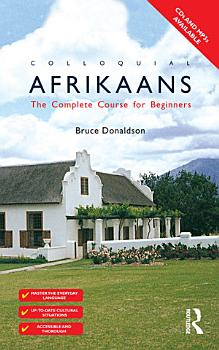 Colloquial Afrikaans  eBook And MP3 Pack  PDF