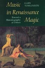 Music in Renaissance Magic