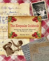 Keepsake Cookbook PDF