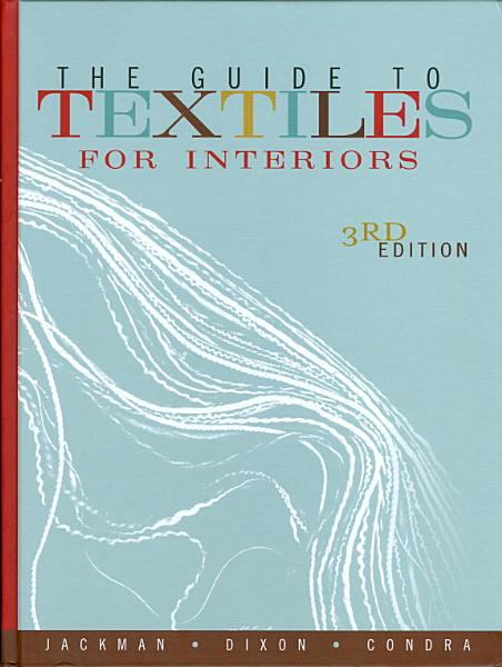 Download The Guide to Textiles for Interiors Book