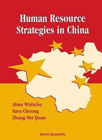 Human Resource Strategies In China PDF