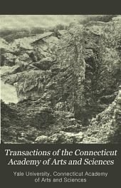 Transactions - The Connecticut Academy of Arts and Sciences: Volume 12