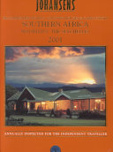 Johansens Recommended Hotels  Country Houses   Game Lodges 2001