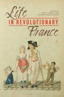 Life in Revolutionary France PDF