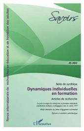 Dynamiques individuelles en formation