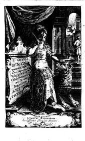 Tragoediæ Cum exquisitis Variorum Observationibus Et Nova Recensione Antonii Thysii