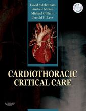Cardiothoracic Critical Care E-Book