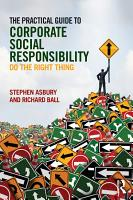 The Practical Guide to Corporate Social Responsibility PDF