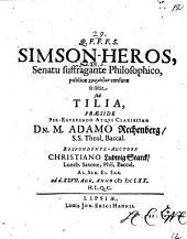 Simson-Heros