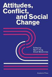 Attitudes  Conflict  And Social Change