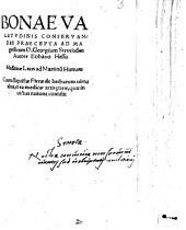 Bonae valetudinis conservandae praecepta