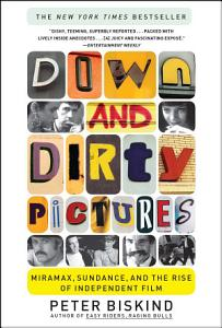 Down and Dirty Pictures Book