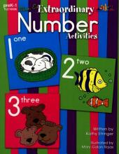 Mrs. E's Extraordinary Number Activities (ENHANCED eBook)
