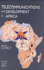 Telecommunications and Development in Africa