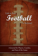 Life Is Fun  Football Is Serious  PDF