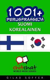 1001+ perusfraaseja suomi - korealainen