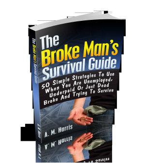 The Broke Man s Survival Guide PDF