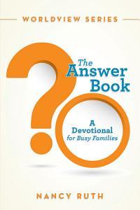 The Answer Book Book