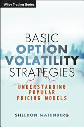 Basic Option Volatility Strategies Book PDF