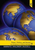 Power  Politics  and Society PDF