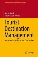 Tourist Destination Management PDF