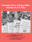 Competing Visions of Human Rights Book