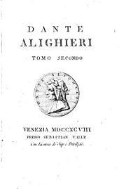 Dante Alighieri: Volume 2