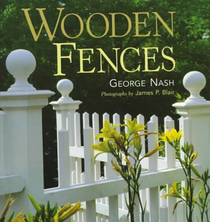 Wooden Fences Book