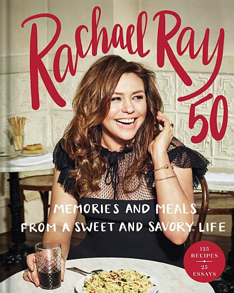 Download Rachael Ray 50 Book