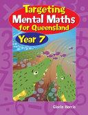 QLD Targeting Mental Maths Year 7 PDF