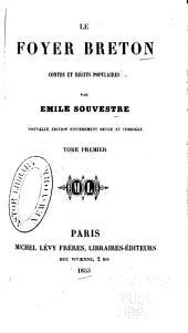 Le foyer breton: contes et récits populaires, Volume1