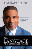 The Language of a Next Level Leader PDF
