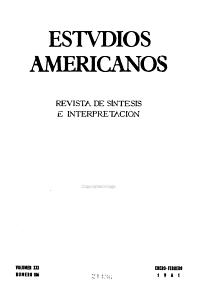 Estudios Americanos PDF