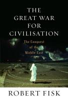 The Great War for Civilisation PDF