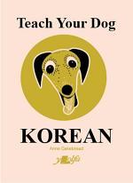 Teach your Dog Korean