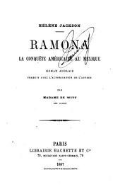 Ramona, la conquête américaine au Mexique: roman anglais