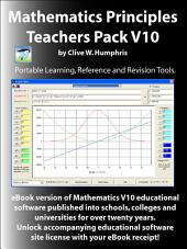 Mathematics Principles Teachers Pack: Volume 10
