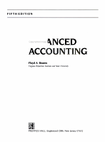 Advanced Accounting PDF