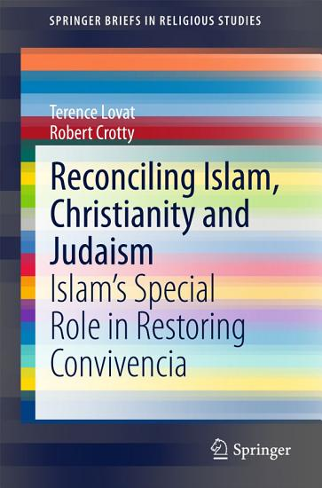 Reconciling Islam  Christianity and Judaism PDF