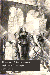 The Book of the Thousand Nights and One Night: Volume 5