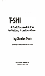 T Shirting Book PDF