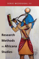 Research Methods In Africana Studies Book PDF