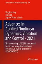 Advances in Applied Nonlinear Dynamics, Vibration and Control - 2021