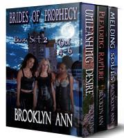 Brides of Prophecy Box set 2  3 Urban Fantasy Romances PDF