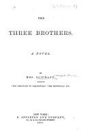 The Three Brothers  Etc   With Illustrations   PDF
