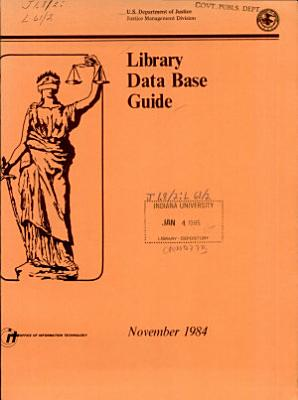 Library Data Base Guide