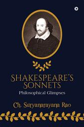 Shakespeare's Sonnets: Philosophical Glimpses