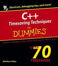 C   Timesaving Techniques For Dummies PDF
